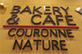 BAKERY & CAFE COURONNE NATURE